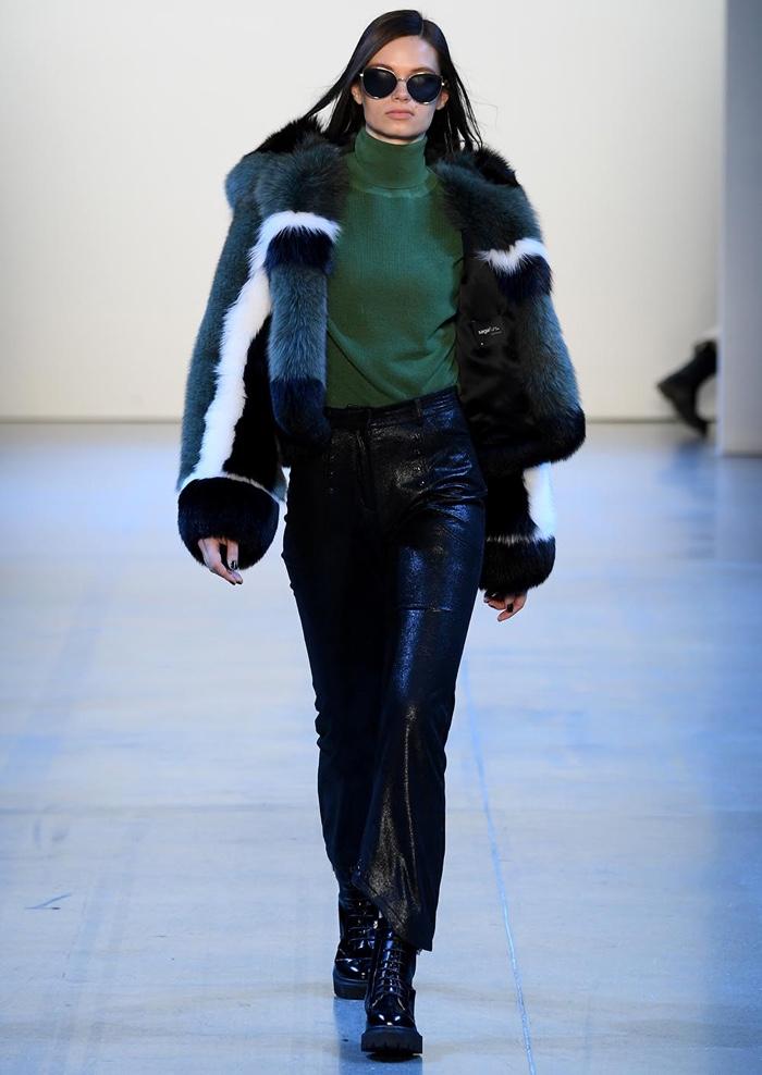 Vivienne Hu Fall/Winter 2020 New York Fashion Week Runway Show