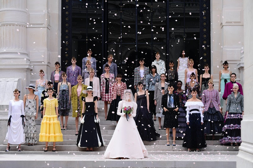 GOING LIVE IN PARIS: HAUTE COUTURE FALL 2021 SHOWS
