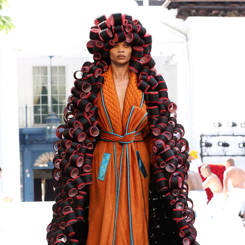 Haute Couture - Pryer Moss