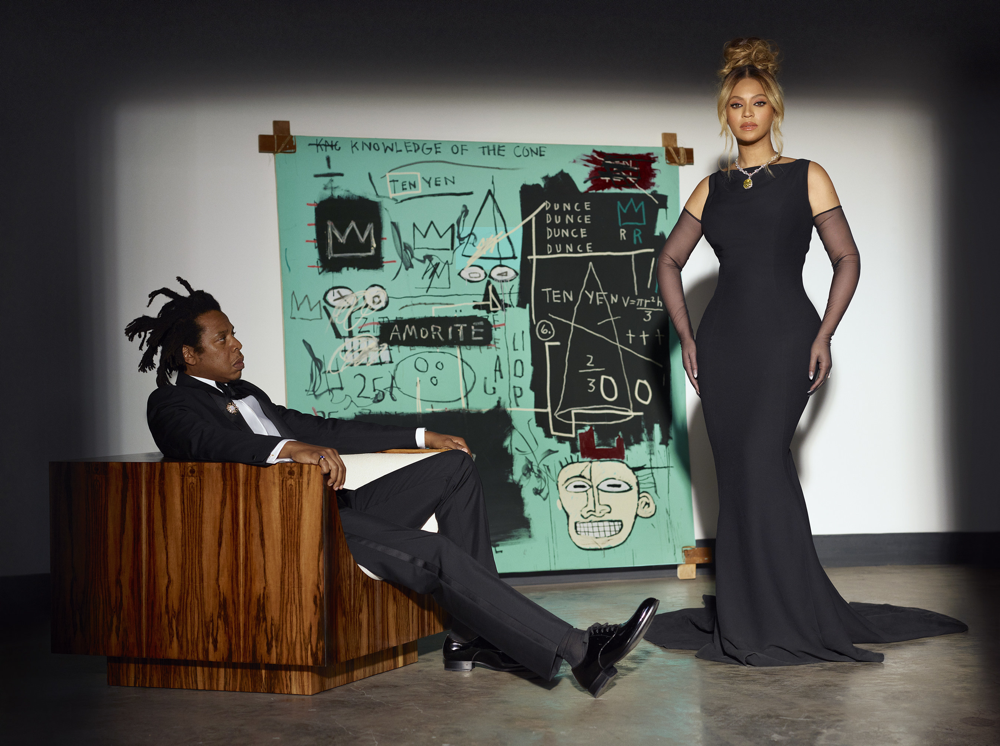 """Tiffany & Co. Introduces The """"ABOUT LOVE"""" Campaign Starring Beyoncé And Jay-Z"""