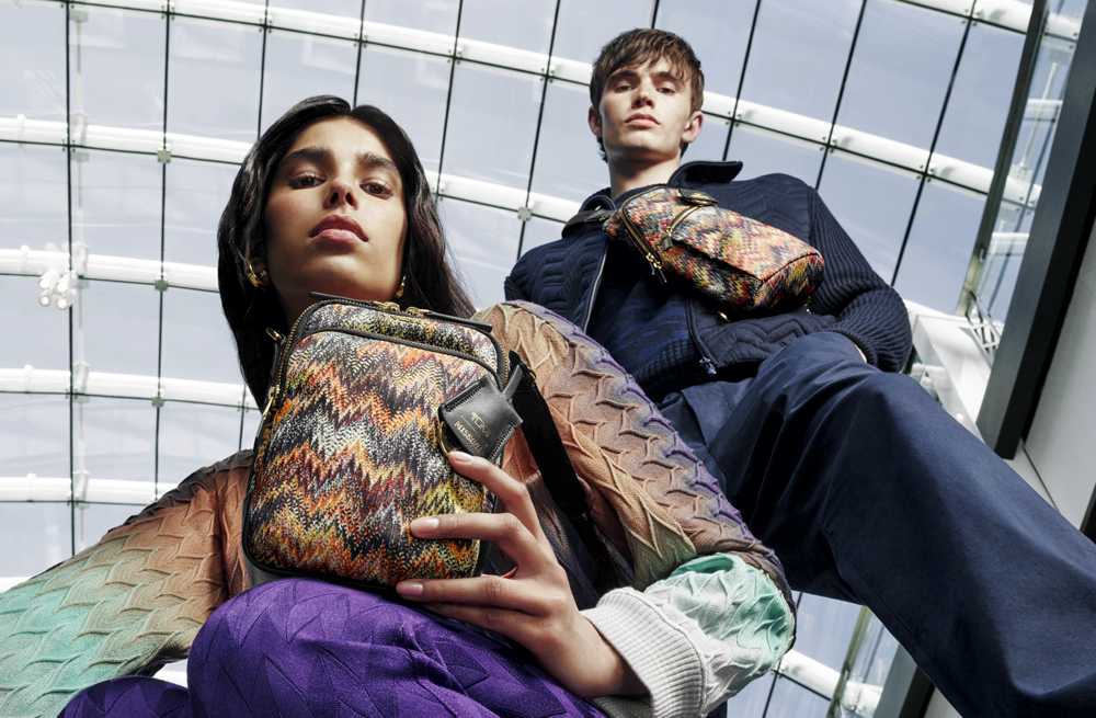 TUMI, the leading international travel, and lifestyle brand announced its collaboration with the Italian luxury brand, Missoni