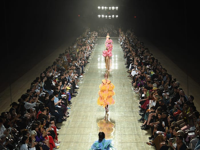 """WHAT THE """"NEW"""" NEW YORK FASHION WEEK WILL LOOK LIKE"""